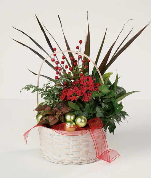 79-11 Merry Christmas Garden Basket web