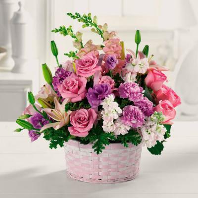 5-11 Basket of Gladness