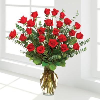 FLO-4501 Two Dozen Roses